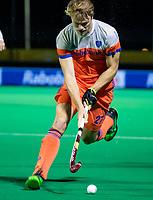 ROTTERDAM - Jip Janssen (NED)    during  the Pro League hockeymatch men, Netherlands- Germany (0-1). )  WSP COPYRIGHT  KOEN SUYK