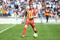 Baptiste Guillaume - 05.04.2015 - Bordeaux / Lens - 31eme journee de Ligue 1<br />Photo : Manuel Blondeau / Icon Sport