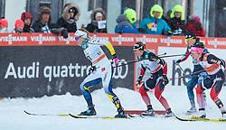 26.11.2016, Nordic Arena, Ruka, FIN, FIS Weltcup Langlauf, Nordic Opening, Kuusamo, Damen, im Bild Jennie Oeberg (SWE), Ingvild Flugstad Oestberg (NOR), Maiken Caspersen Falla (NOR) // Jennie Oeberg of Sweden, Ingvild Flugstad Oestberg of Norway, Maiken Caspersen Falla of Norway during the Ladies FIS Cross Country World Cup of the Nordic Opening at the Nordic Arena in Ruka, Finland on 2016/11/26. EXPA Pictures © 2016, PhotoCredit: EXPA/ JFK