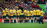 RWC - Australia v Wales - 10/10/2015