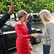 20160616 - Brussels , Belgium - 2016 June 16th - European Development Days - Visit of H.M. Queen Mathilde of the Belgians © European Union
