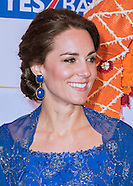 Kate Middleton & Prince William Attend Bollywood Gala