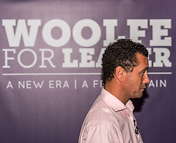 Steven Woolfe, UKIP MEP for North West England speaks at his first campaign rally, held in Manchester, in his bid to become party leader<br /> <br /> (c) John Baguley | Edinburgh Elite media
