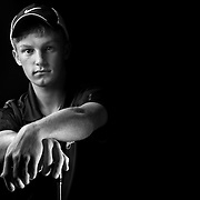 Portrait of Durant senior Connor Hasson Hillsborough County boys golfer of the year. [WILLIE J. ALLEN JR. | Times]