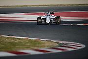 February 19-22, 2015: Formula 1 Pre-season testing Barcelona : Valtteri Bottas (FIN), Williams Martini Racing