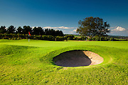 One of a selection of photographs Graham has taken of the Hallamshire Golf Club, Sheffield.