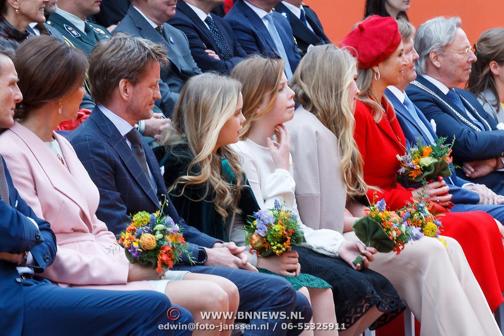NLD/Groningen/20180427 - Koningsdag Groningen 2018,