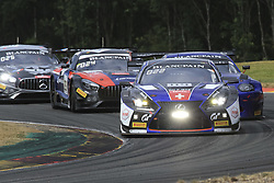 July 28, 2018 - Spa, Belgique - 114 EMIL FREY LEXUS RACING (CHE) LEXUS RC F GT3 PRO CUP STEPHANE ORTELLI (MCO) NORBERT SIEDLER (AUT) MARKUS PALTTALA  (Credit Image: © Panoramic via ZUMA Press)