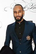 "December 6, 2012- New York, NY: Music Producer Swizz Beatz attends the ' Keep A Child Alive Black Ball "" Redux "" 2012 ' held at the Apollo Theater on December 6, 2012 in Harlem, New York City. The Benefit pays homage to Oprah Winfrey, Angelique Kidjo for their philanthropic contributions in Africa and worldwide and celebrates the power of woman and the promise of an AIDS-free Africa. (Terrence Jennings)"