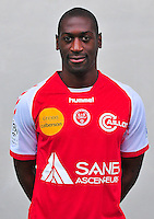 Mohamed FOFANA - 03.10.2013 - Photo officielle Reims - Ligue 1<br /> Photo : Philippe Le Brech / Icon Sport