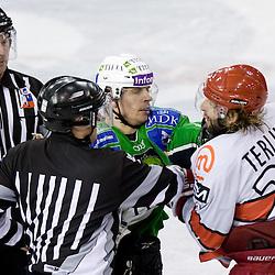 20100329: SLO, Ice Hockey DP, HD Tilia Olimpija vs HK Acroni Jesenice