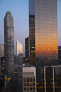 View from 322 West 57th street, 52nd floor