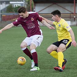 Stenhousemuir v Edinburgh City | Scottish League Two | 30 September 2017