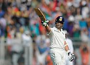 Cricket - India v West Indies 2nd Test Day 2 Mumbai