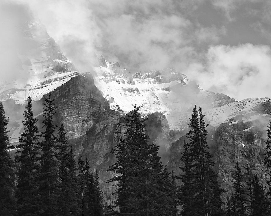 4128 BF - Castle Rock, Banff NP, Alberta, CA