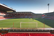 General view of the ground before the EFL Sky Bet Championship match between Nottingham Forest and Luton Town at the City Ground, Nottingham, England on 19 January 2020.