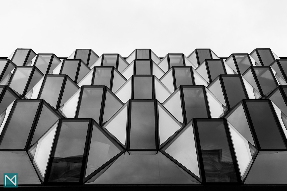 Oxford Street Facade by Future Systems architects, London