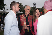 NICK LAIRD, RICHARD LONG, The Serpentine Party pcelebrating the 2019 Serpentine Pavilion created by Junya Ishigami, Presented by the Serpentine Gallery and Chanel,  25 June 2019