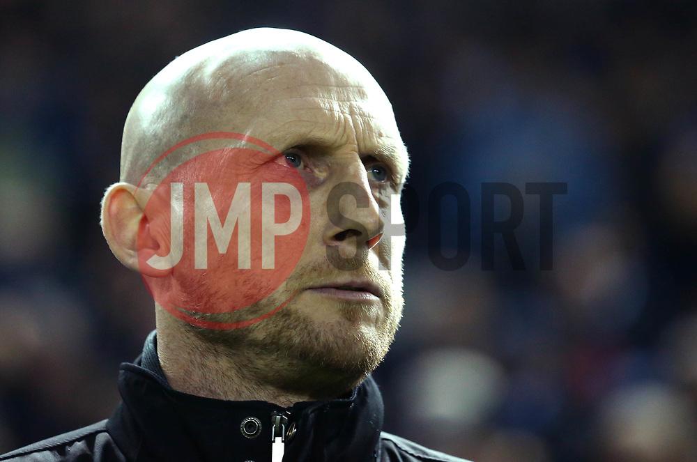 Reading manager Jaap Stam - Mandatory by-line: Robbie Stephenson/JMP - 26/01/2018 - FOOTBALL - Hillsborough - Sheffield, England - Sheffield Wednesday v Reading - Emirates FA Cup fourth round proper