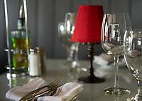 Faro Italian Grille restaurant at Weirs Beach.  (Karen Bobotas Photographer)