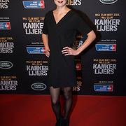 NLD/Amsterdam/20140210 - Filmpremiere Kankerlijers, Anke Jebroer