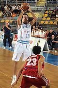 TORINO 17 SETTEMBRE 2008<br /> BASKET<br /> QUALIFICAZIONI EUROPEI<br /> ITALIA-BULGARIA<br /> NELLA FOTO DATOME<br /> FOTO CIAMILLO