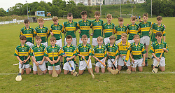 Cappamore Limerick who played Westport U14 at the Feile on saturday last.<br />Pic Conor McKeown