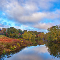 New England fall colors framing the banks of the Concord River at the Minute Man National Historical Park of the National Park Service in Lexington, Massachusetts. <br /> <br /> Massachusetts fall foliage and Concord River photography images are available as museum quality photo, canvas, acrylic, wood or metal prints. Fine art prints may be framed and matted to the individual liking and New England interior design projects decoration needs:<br /> <br /> https://juergen-roth.pixels.com/featured/concord-river-juergen-roth.html<br /> <br /> Good light and happy photo making!<br /> <br /> My best,<br /> <br /> Juergen<br /> Licensing: http://www.rothgalleries.com<br /> Photo Prints: http://fineartamerica.com/profiles/juergen-roth.html<br /> Photo Blog: http://whereintheworldisjuergen.blogspot.com<br /> Instagram: https://www.instagram.com/rothgalleries<br /> Twitter: https://twitter.com/naturefineart<br /> Facebook: https://www.facebook.com/naturefineart