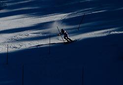 Mario Matt of Austria in action during 2nd Run of Men's Slalom of FIS Ski World Cup Alpine Kranjska Gora, on March 6, 2011 in Vitranc/Podkoren, Kranjska Gora, Slovenia.  (Photo By Vid Ponikvar / Sportida.com)