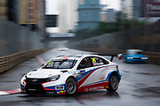 Kevin GLEASON, RC Motorsport, Lada Vesta WTCC<br /> 64th Macau Grand Prix. 15-19.11.2017.<br /> Suncity Group Macau Guia Race - FIA WTCC<br /> Macau Copyright Free Image for editorial use only