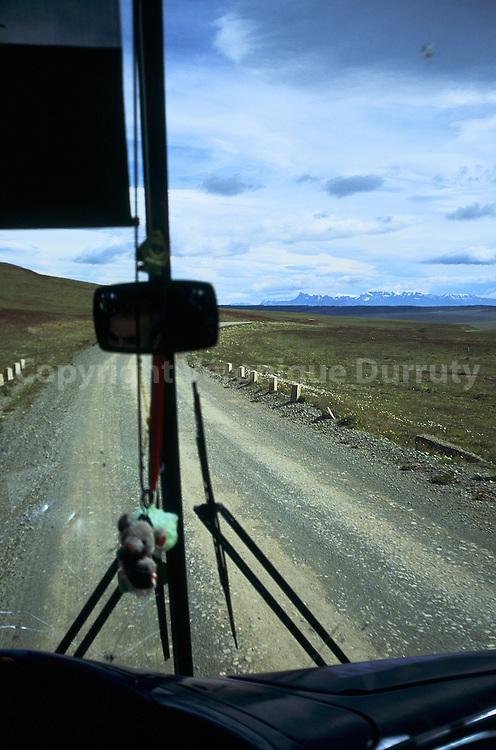 SUR LA ROUTE EN PATAGONIE, CHILI