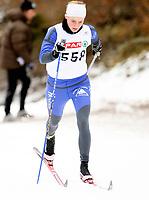 Langrenn NM junior i Stokke , 21. Februar 2008 , 15km klassisk for kvinner 19/20 år , Tonje Homme fra HSG/Vindbjart IL , Foto: Thomas Andersen , Digitalsport