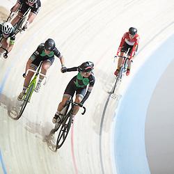29-12-2018: Wielrennen: NK Baan: Apeldoorn<br />NK Koppelkoers vrouwen Roxane Kneteman, Marit Raaijmakers