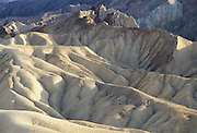 Zabriskie Point, Desert, canyon, erosion, Death Valley National Park, California