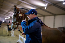 Degrieck Dries, BEL<br /> Jumping Mechelen 2019<br /> © Hippo Foto - Dirk Caremans<br />  28/12/2019