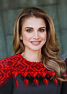 Queen Rania of Jordan Turns 48
