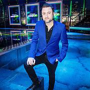 NLD/Hilversum/20160110 - Perspresentatie Battle On The Dancefloor, Dennis Weening