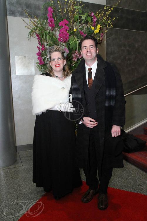 "Seattle Opera ""The Consul"" opening night 2014."