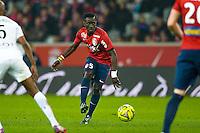 Idrissa Gueye - 15.03.2015 - Lille / Rennes - 29e journee Ligue 1<br /> Photo : Andre Ferreira / Icon Sport