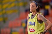 Marcella Filippi<br /> Nazionale Femminile Senior - Allenamento<br /> FIP 2016<br /> Lucca, 18/11/2016<br /> Foto Ciamillo - Castoria