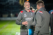 Lincoln City Caretaker Manager Andy Warrington after the EFL Sky Bet League 1 match between Rochdale and Lincoln City at the Crown Oil Arena, Rochdale, England on 17 September 2019.