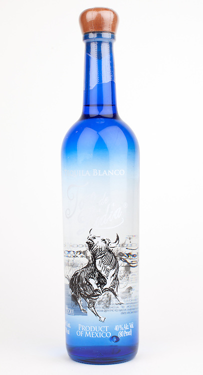 Toro de Lidia blanco -- Image originally appeared in the Tequila Matchmaker: http://tequilamatchmaker.com