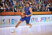 Ariel Filloy<br /> Nazionale Italiana Maschile Senior<br /> Eurobasket 2017 - Group Phase<br /> Ukraina - Italia<br /> FIP 2017<br /> Tel Aviv, 02/09/2017<br /> Foto Ciamillo - Castoria/ M.Longo