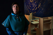Aili Keskitalo, president of Samediggi (the Sami parliament), leads her people with pride, determination and thoughtful awareness of past struggles and present challenges.
