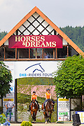 Danielle Houtvast - Utah en Anne Meulendijks - MDH Avanti<br /> European Championships Dressage U25 2016<br /> © DigiShots