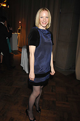 Actress NATHALIE PRESS at 'Figures of Speech' a fundraising gala dinner in aid of the ICA held at the Lawrence Hall, Greycoat Street, London on 27th February 2008.<br /><br />NON EXCLUSIVE - WORLD RIGHTS