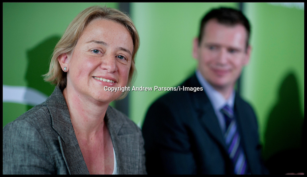 Natalie Bennett is the new leader of The Green Party, The Party announced its new leader on Monday September 3, 2012 Photo Andrew Parsons/i-Images