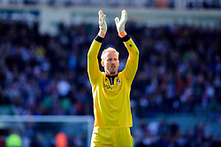 Bristol Rovers' Steve Mildenhall  - Photo mandatory by-line: Dougie Allward/JMP - Tel: Mobile: 07966 386802 07/09/2013 - SPORT - FOOTBALL -  Home Park - Plymouth - Plymouth Argyle V Bristol Rovers - Sky Bet League Two