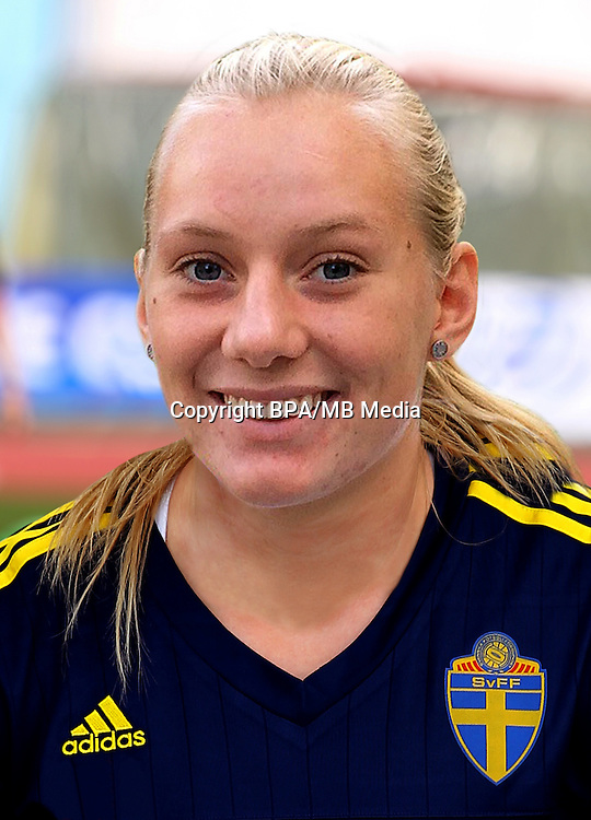 Fifa Woman's Tournament - Olympic Games Rio 2016 -  <br /> Sweden National Team - <br /> Stina Blackstenius