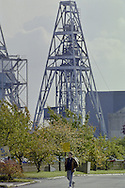 Markham Main Colliery Armthorpe. British Coal Doncaster Area.